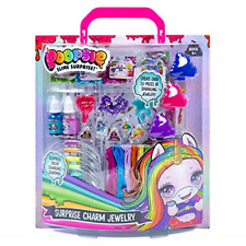 Poopsie Surprise Charm Jewelry by Horizon Group USA, Create Over 10 Pieces of &