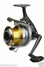 OKUMA DISTANCE DTX-60 FIXED SPOOL REEL CARP SPOD BIG PIT CATFISH BEACHCAST SURF
