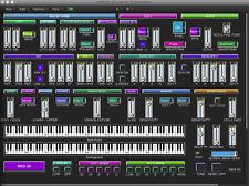 VIRTUAL MPG-80 editor / programmer - Roland MKS-80 - LOGIC v4 - X