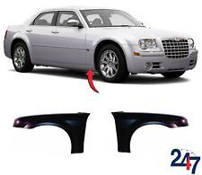 Nuevo Chrysler 300C 2004-2011 frontal alas izquierda + derecha defensas Par Set N/S + o/s