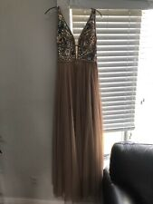 Sherri Hill Sequin Prom Dress, Size 4