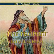 The Prophet - Unabridged MP3 CD Audiobook in CD jacket