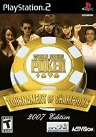 World Series Poker Tournament of Champions PS2 Game Used