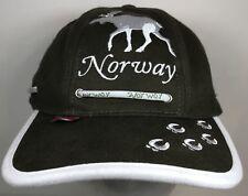 Norway Moose Hat Olive Rope Cap Rotek Norwegian Brans