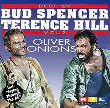 OLIVER ONIONS : BEST OF BUD SPENCER & TERENCE HILL - VOL. 2 / CD