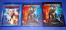 Blade Runner The Final Cut 2 blu ray + Blade Runner 2049 blu ray + omaggio
