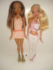 My Scene 2 dolls