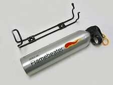 OBX Racing Sports Silver Flamebeater Car Fire Extinguisher