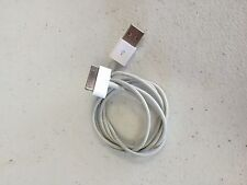 100% Genuine Original APPLE 30 Pin to USB Data Cable Charger iPhone