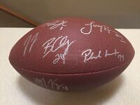 Oklahoma Sooners Signed Football OU Phil Loadholt Others