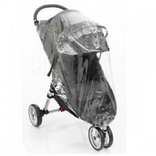 NEW CITY MINI BABY JOGGER RAIN COVER FOR CITI MINI SINGLE  STROLLER  MADE IN UK