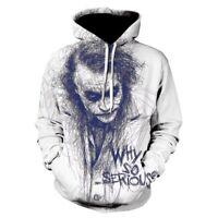 Joker Hoodie - Why So Serious?