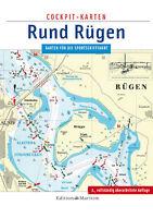 Cockpit-Karten Rund Rügen Hiddensee Usedom Karte Küstenverlauf Gewässerkarte