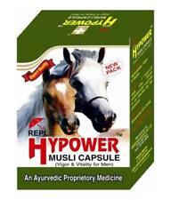 Hypower Musli Caps Premature Ejaculation,LONGER HARD SEX Extra Power 30Caps