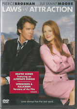 LAWS OF ATTRACTION PIERCE BROSNAN JULIANNE MOORE (2004) DVD BRAND NEW SEALED