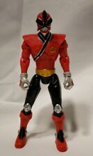 """Power Rangers Samurai Red Ranger 4"""""""