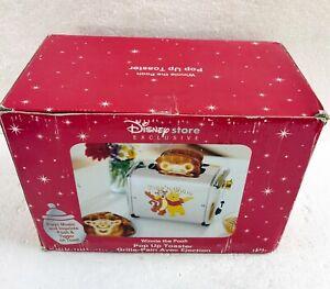 Disney Winnie the Pooh Musical Toaster VillaWare Rise N Shine Model 5555-14