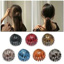 Women's Ponytail Hairpin Curling Iron Hair Accessories R1N6