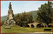 Black Watch Monument and General Wade's Bridge, Aberfeldy, Perth and Kinross, Sc