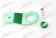GREEN BILLET BILLET ALUMINUM RACING RADIATOR STAY BRACKET KIT SI/EX/EK/LX/CX/HX