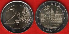 "Germany 2 euro 2010 ""Bremen"" 1 mint BiMetallic UNC"