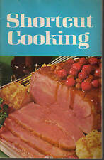 Shortcut Cooking Meredith Corporation SC 1969