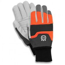 Husqvarna Functional Chainsaw Protective Gloves (size large 10cm)