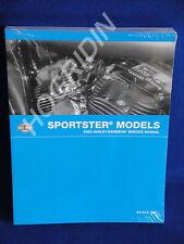 2005 Harley Davidson sportster xl 1200 883 nightster custom low service manual