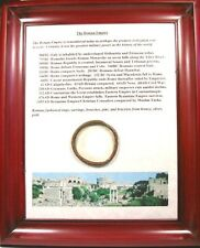 Authentic Ancient 100AD Bronze Greek Roman Macedonia Macedon Bracelet Plaque