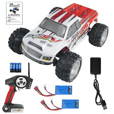 RC PRO Monstertruck Ferngesteuertes Elektro Auto Offroad 4WD 1:18 70kmh RTR 2XAK