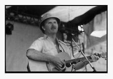 1986  Tom Paxton Folk Singer David Gahr Original Photo