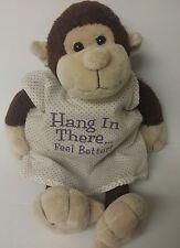 "15"" 1994 Petting Zoo Monkey Feel Better Hospital Gown Stuffed Plush Animal"