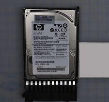 HP 72GB 10000RPM SAS 3Gbps 2.5-inch Internal Hard Drive 504015-001 389346-001