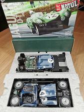 Rarität: Exoto Jaguar D Type Super Detail, Winner Le Mans 1956, 1:18, Sanderson