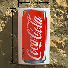 LIGHT BOX COCA COLA ILLUMINATED LED WALL SIGN cafe restaurant catering man cave