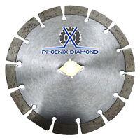 "7"" Wet/Dry Diamond Saw Blade All Purpose for Concrete Stone Brick Masonry"
