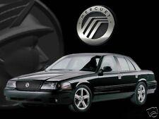 2004 Mercury MARAUDER Sedan #2, BLACK, Refrigerator Magnet, 40 MIL