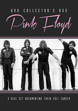 PINK FLOYD New 2017 COMPLETE HISTORY & BIOGRAPHY 50th ANNIVERSARY 2 DVD BOXSET