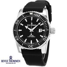 Revue Thommen 17030.2537 Diver Professional Automatik schwarz Herren Uhr NEU