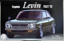 Fujimi 039817 1972 Toyota Corolla Levin TE27 JDM 1:24
