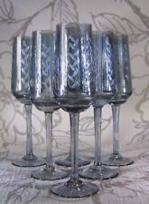 Drinkware/Stemware Art Deco Crystal & Cut Glass