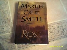 Rose by Martin Cruz Smith (1996, Hardcover)