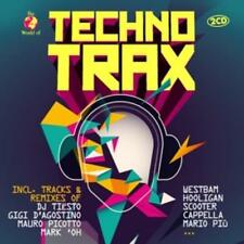 Techno Trax von Various Artists (2015)