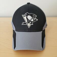 Pittsburgh Penguins Reebok Center Ice Collection L/XL fitted hat