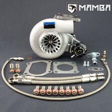 "MAMBA GTX Turbo FIT TOYOTA 7MGTE Supra Soarer 3"" TD05H-20G w/ 7cm Hsg + 9 Bld"