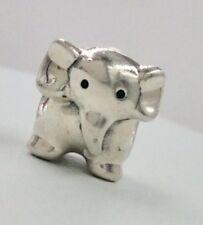 PANDORA Sterling Silver Elephant Charm 790480 4.5 Grams