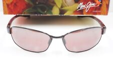 06e020397272 NEW Maui Jim Polarized Salt Air R741-07 Burgundy Mens Womens Sunglasses  Glasses
