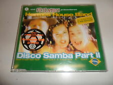Cd   Hermes House Band  ‎– Disco Samba Part II