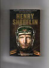 GAA KILKENNY - HENRY SHEFFLIN AUTOBIOGRAPHY - HURLING IRELAND