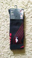 Nike NBA Elite Quick Crew socks Portland Trailblazers Rip City basketball socks